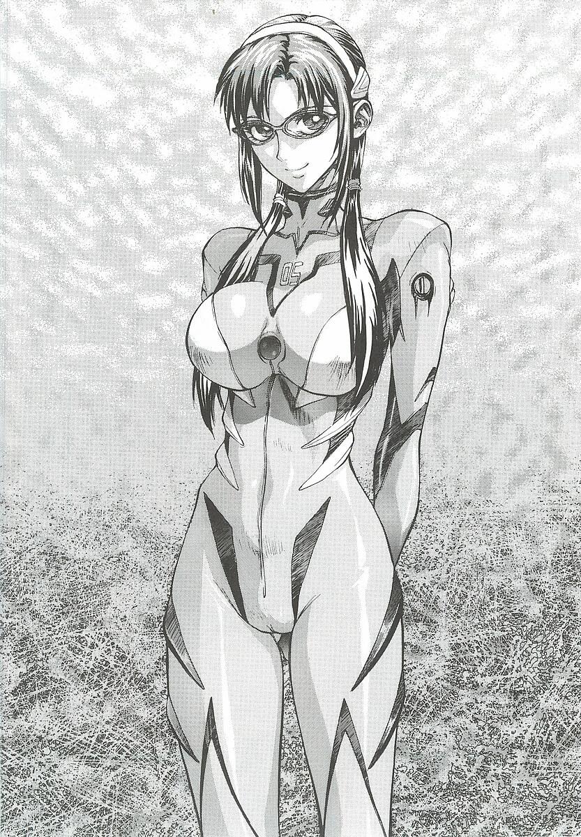 【エロ同人 エヴァ】綾波レイやアスカが制服やスクール水着や競泳水着やボディースーツで中出しセックスをする。【無料 エロ漫画】